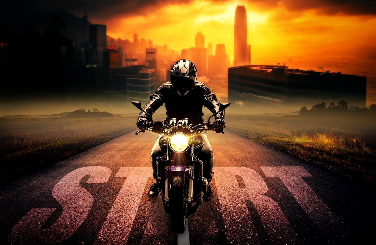 Zaczynasz przygodę z małym motocyklem – o tym nie zapominaj!