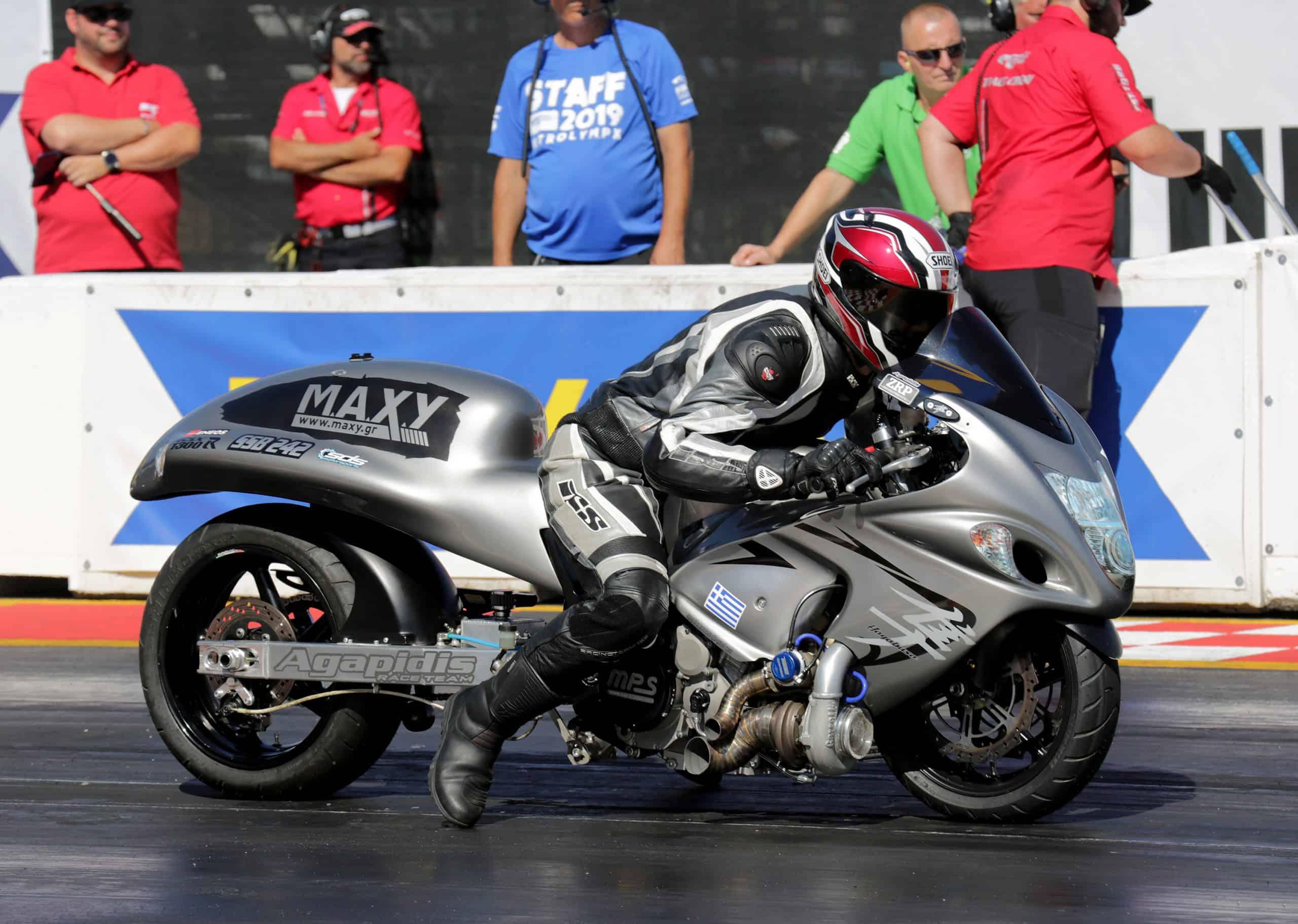 W 6,3 sekundy do 376 km/h? Chris Moore przesuwa granicę możliwości motocykli
