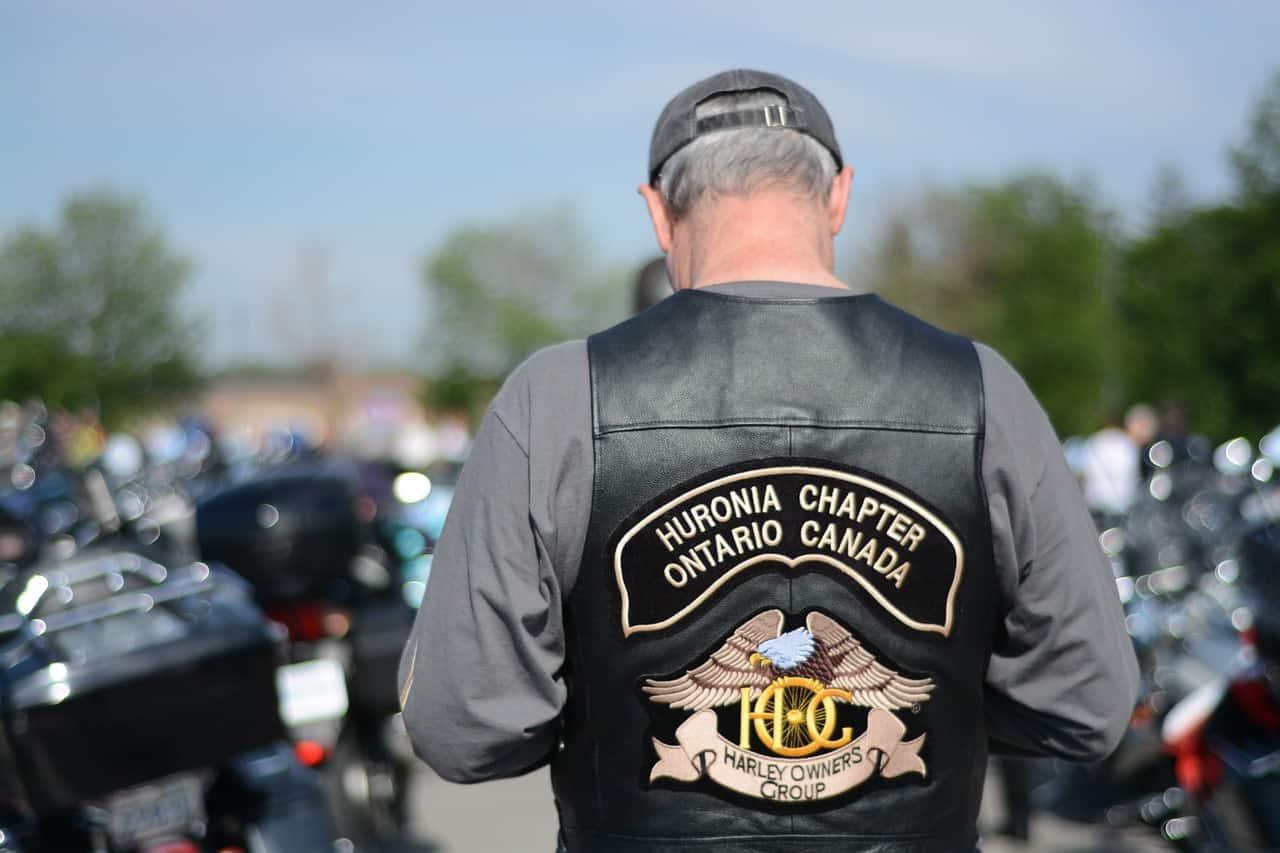 Najlepsze kurtki motocyklowe na choppera