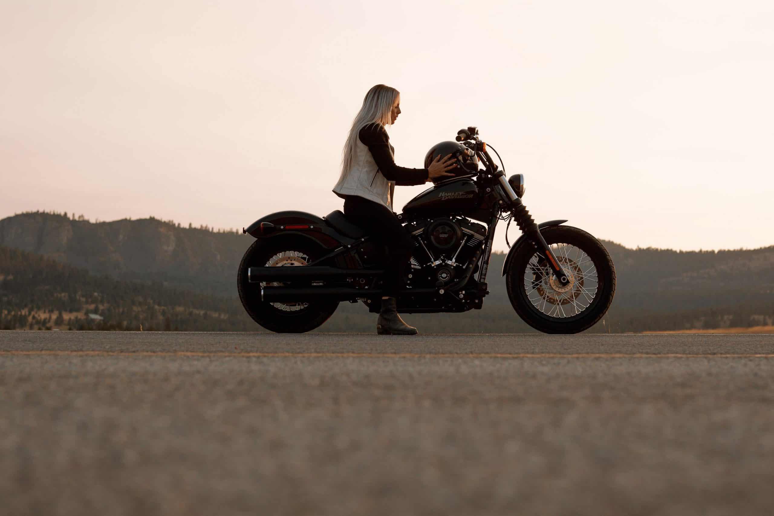 Śląskie motocyklistki w słusznym celu