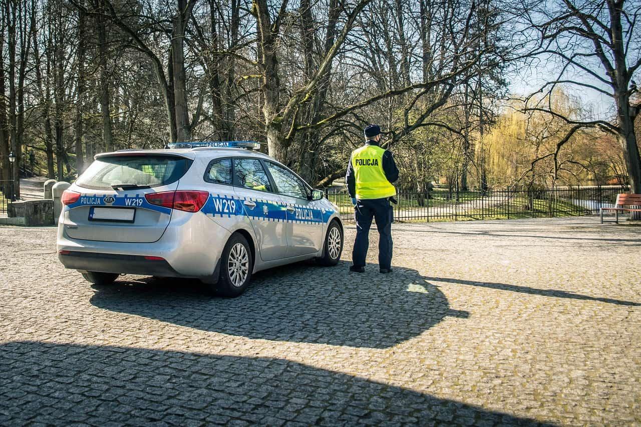 Policyjne motocykle – czym dysponują polskie służby?