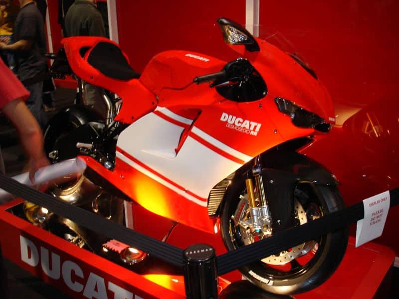 Nowy importer motocykli Ducati