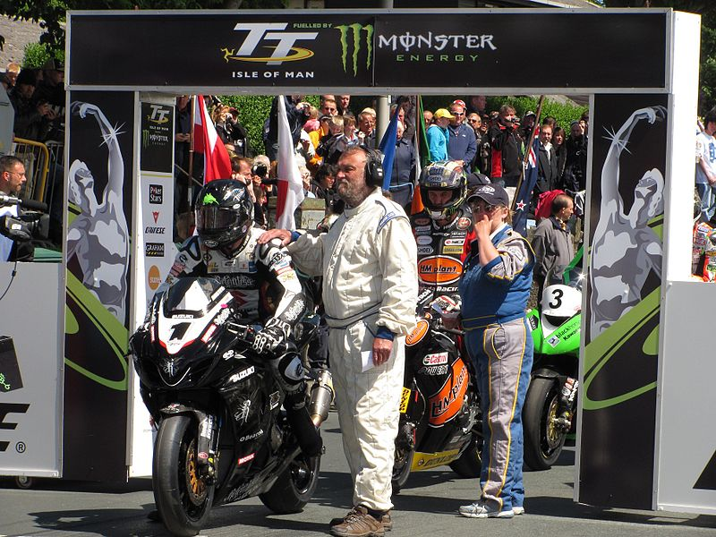 Isle of Man TT 2021 anulowane