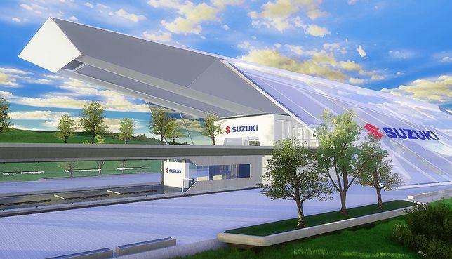 Suzuki ucieka konkurencji – Japończycy otwierają wirtualny salon motocyklowy!