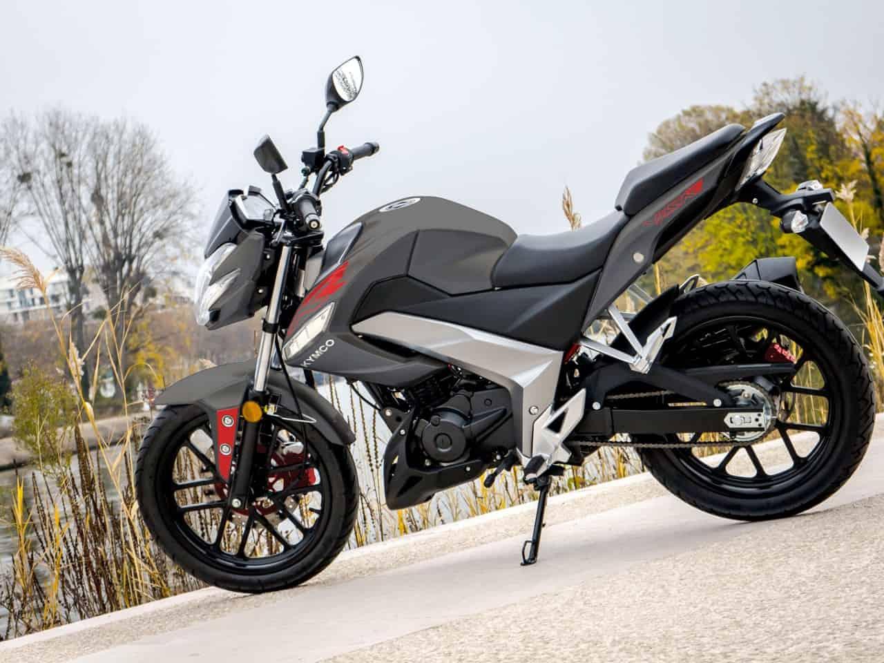 Motocykle 125: Kymco Visar 125 CBS czeka na Ciebie!