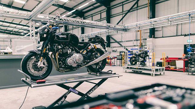 Norton oficjalnie wraca do produkcji motocykli