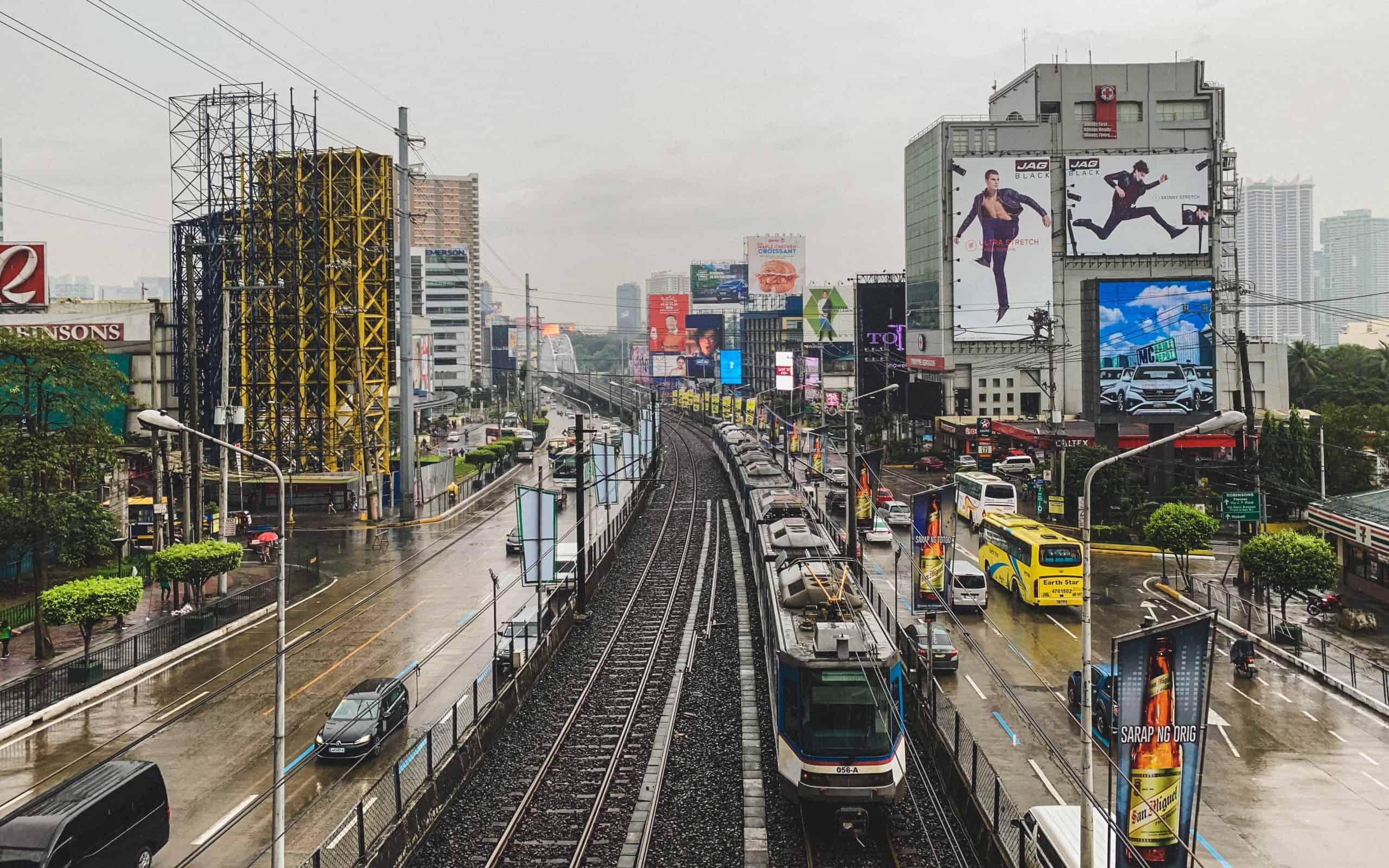 Filipny. Tamtejszy rząd chce zakazać jazdy na motocyklu z pasażerem
