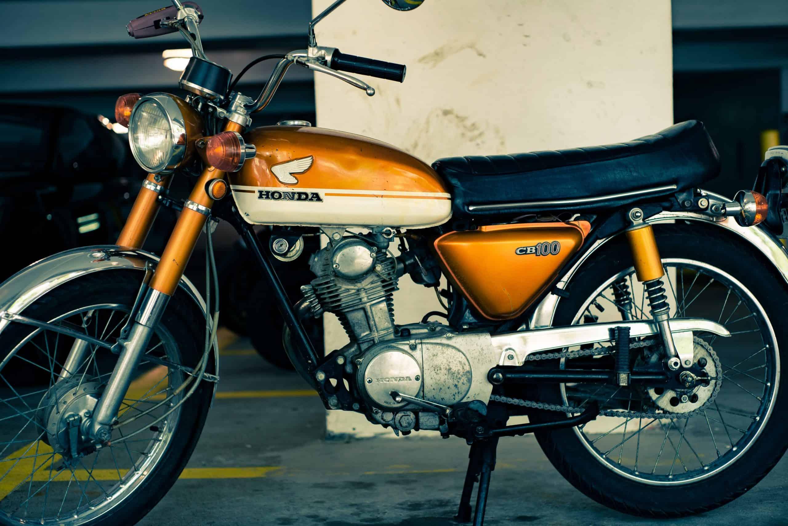 Honda planuje motocykl z wbudowanym dronem. Tego jeszcze nie było!