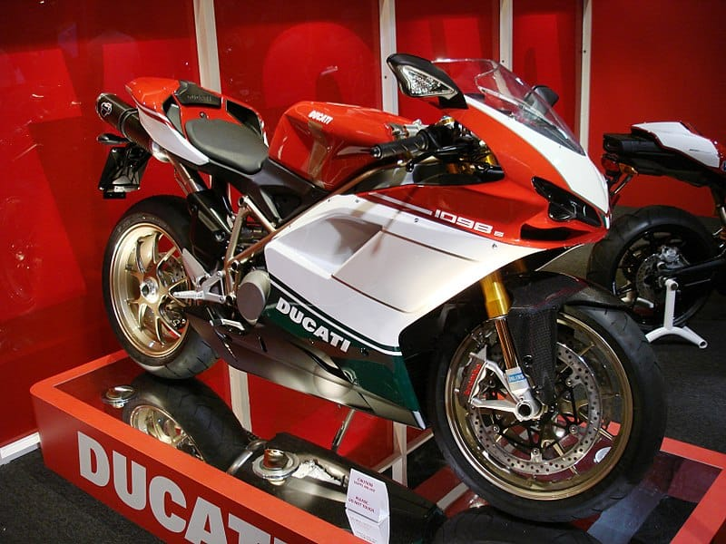 Ducati. Pomimo słabszych wyników sprzedażowych, Włosi zarobili więcej niż w poprzednim okresie