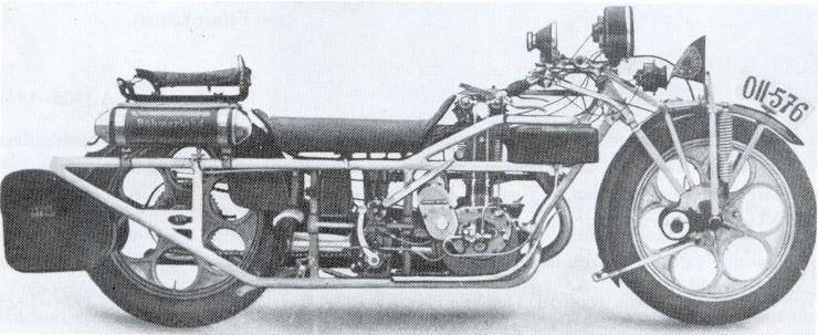Sześcioosobowy motocykl? Poznajcie Böhmerland!
