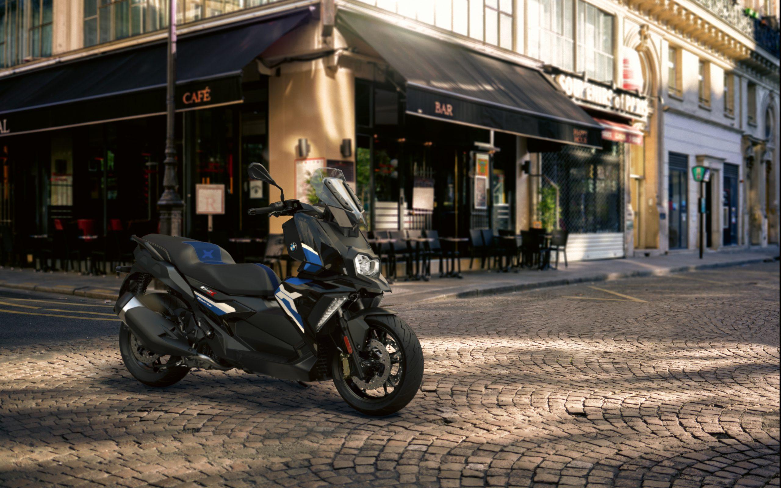 BMW prezentuje nowe skutery – C400X oraz C400GT!