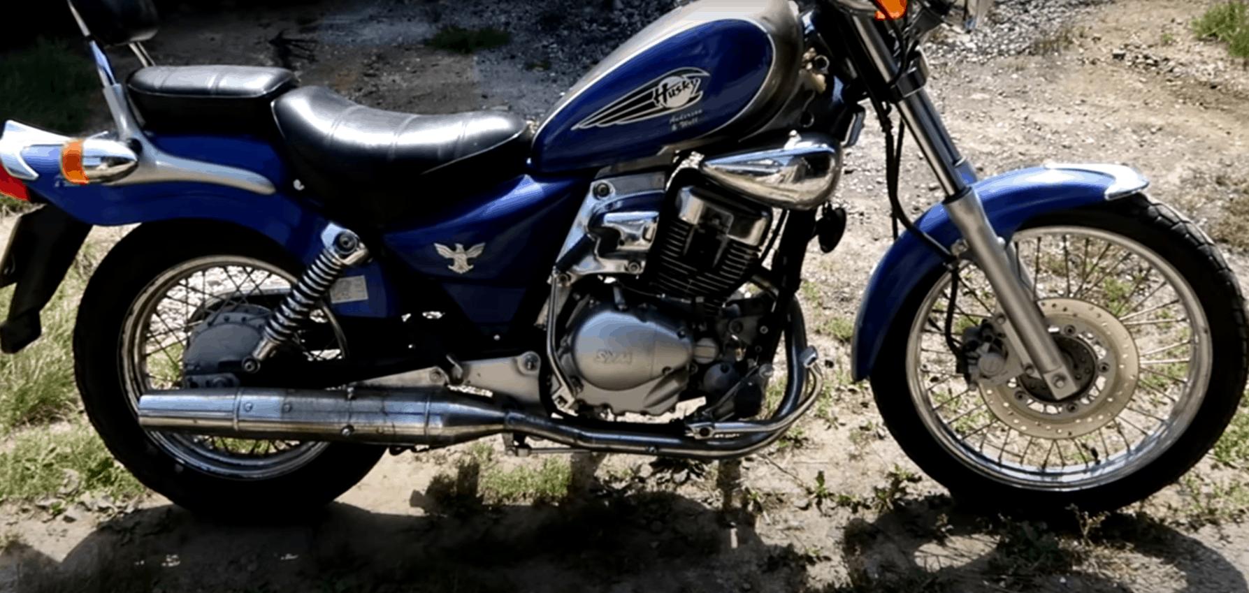 Sym Husky 125 – dobry motocykl na początek?