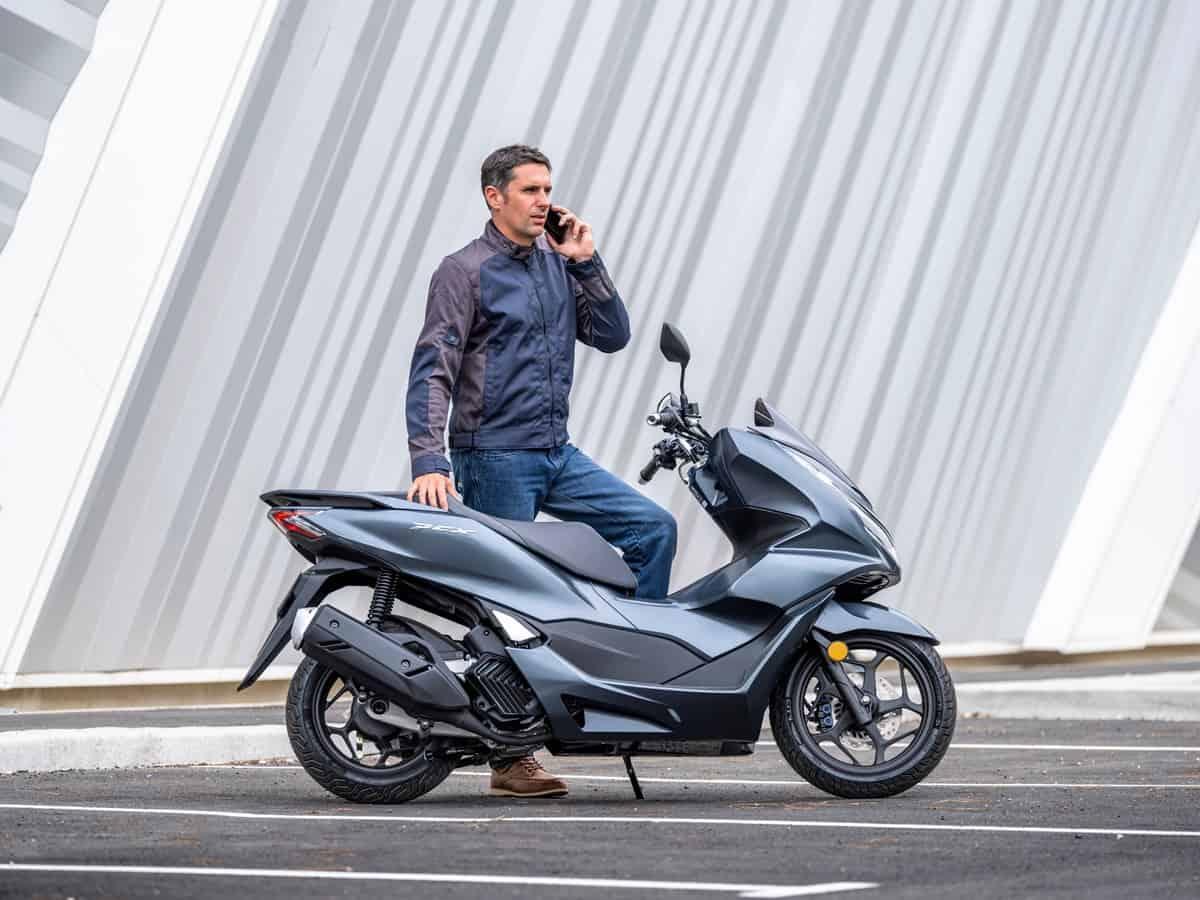 Honda: sprzedaż PCX w Polsce przekroczy barierę 2500 sztuk!
