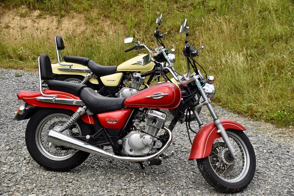 Suzuki Marauder 125 – motocykl dla początkujących