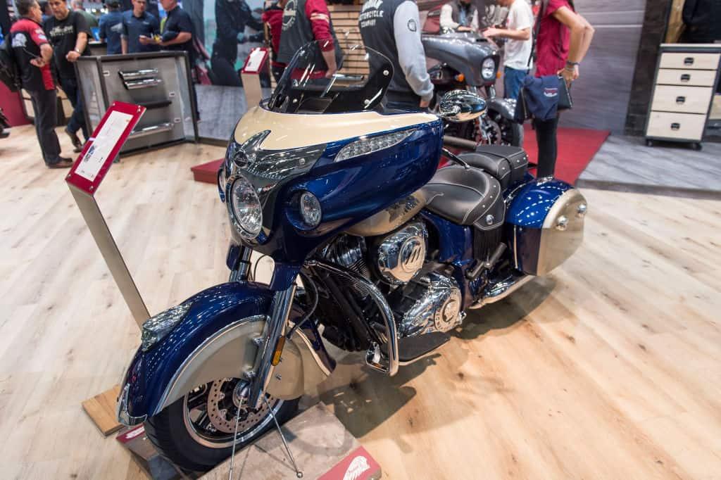 Największe targi motocyklowe na świecie – zobacz jak wyglądały
