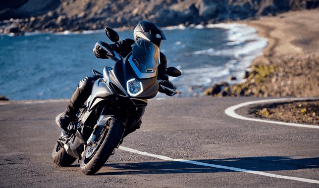 2000 kilometrów w ciągu 24 godzin na motocyklu MV Agusta Turismo